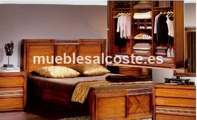 Dormitorio Completo con Armario 3p corredera