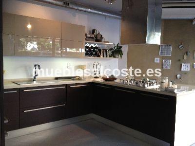 Cocina completa italiana alta gama electros smeg cod 2593 for Cocinas alta gama