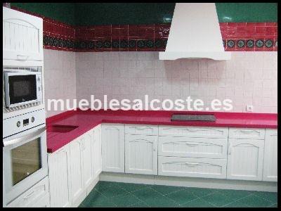 Cocinas baratas presupuesto gratis cod 2427 segunda mano for Busco muebles de cocina de segunda mano