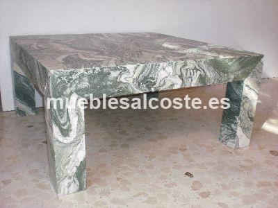 mesa centro de marmol