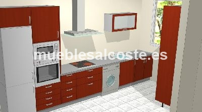 muebles de cocina baratos sevilla cod 2497 segunda mano On muebles de cocina segunda mano baratos