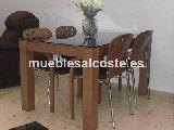 Conjunto de mesa+sillas