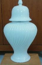 BOMBONERA - TIBOR, cerámica blanca