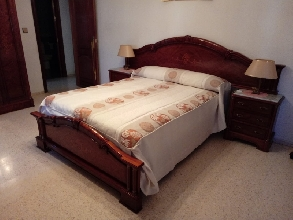 Dormitorio Matrimonio Completo Madera Nogal