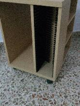 Mueble Auxiliar de Informática (Impresora/Pc/Cd´s)