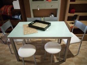 Conjunto mesa cocina