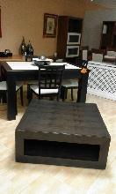 Conjunto mesa y sillas + mesa centro