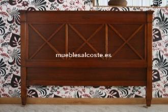 Mesita madera blanca cod 13437 segunda mano - Cabeceros coloniales ...