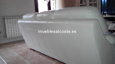 Sofa estilo igual foto acabado piel cod 13892 segunda - Sofas de segunda mano en tarragona ...