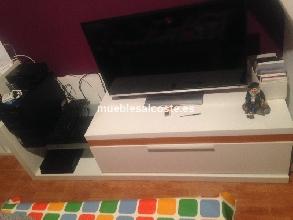 Mueble de tv mesa comedor cod 14732 segunda mano for Mesa tv segunda mano