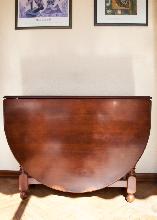 Mesa extensible salon
