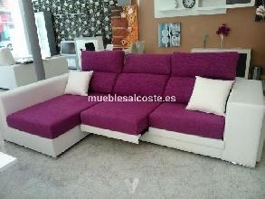Sofa chaislongue nuevo ...