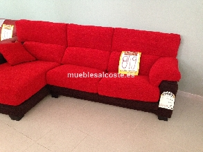 Sofa con chaiselonge