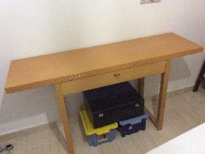 Mesa de libro