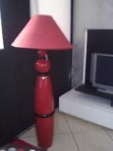 Lámpara cerámica