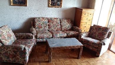 Sofá y sillones salón