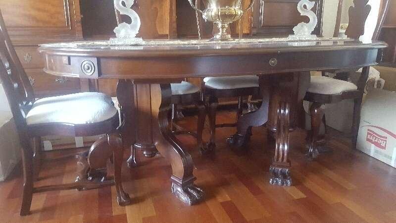Muebles antiguos de salon cod 22582 segunda mano - Muebles de salon antiguos ...