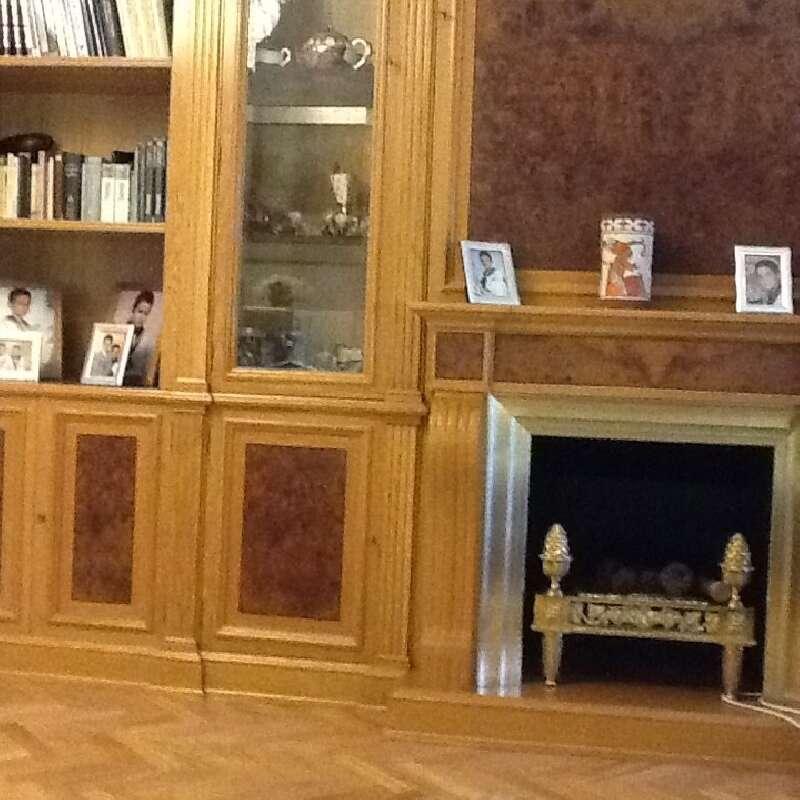 Mueble blanco salon segunda mano 20170726232723 - Mueble vintage segunda mano ...