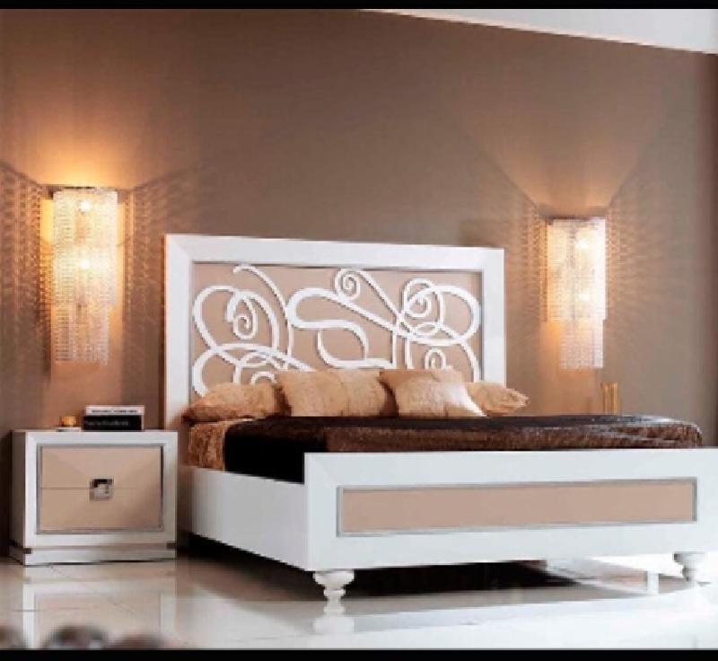 Dormitorio matrimonio estilo moderno acabado madera cod - Dormitorios con estilo ...