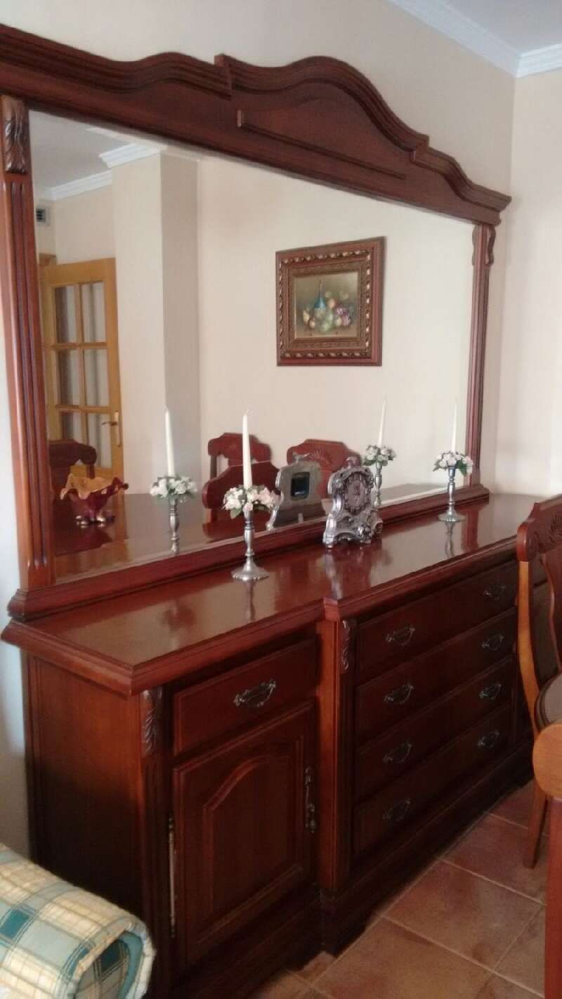 Muebles salon comedor en almeria cod 24004 segunda mano - Muebles anticrisis almeria ...