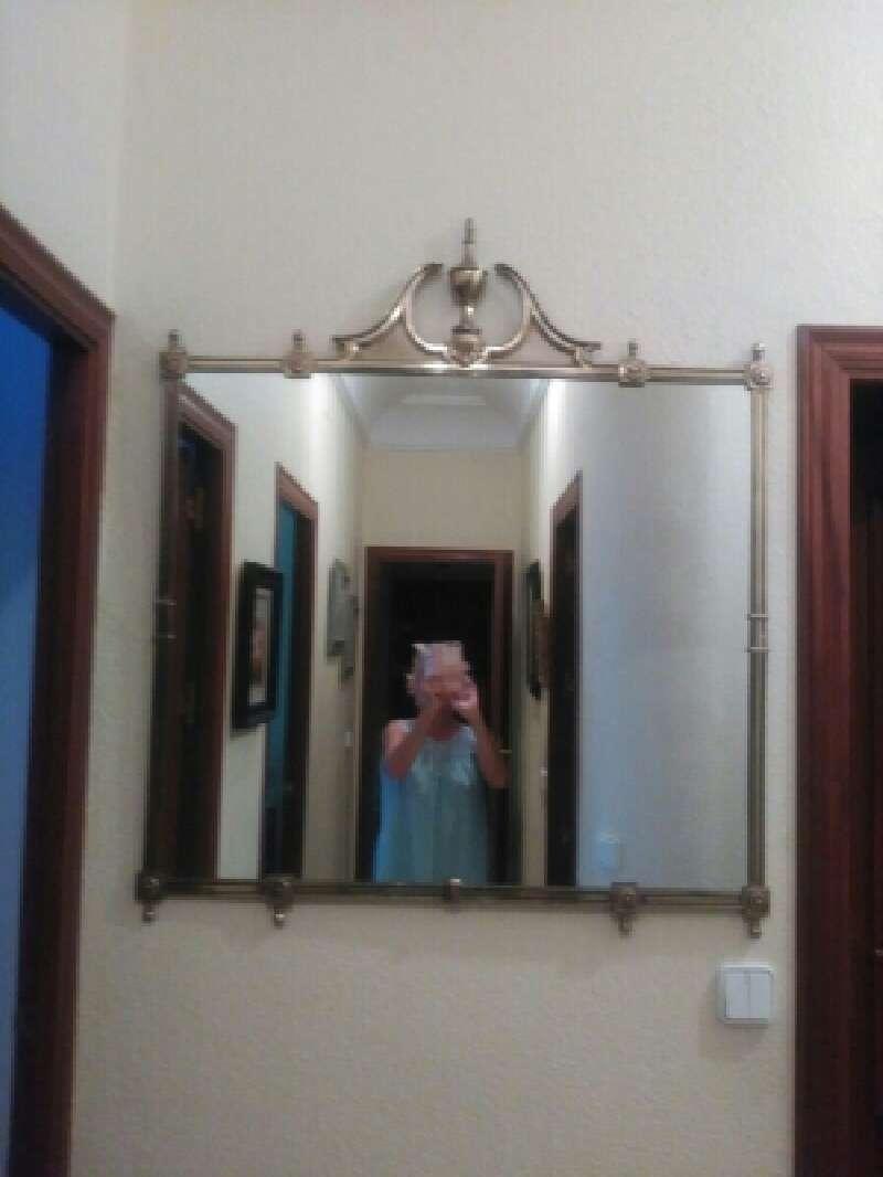 Espejo estilo igual foto acabado igual foto cod 21502 for Espejo segunda mano