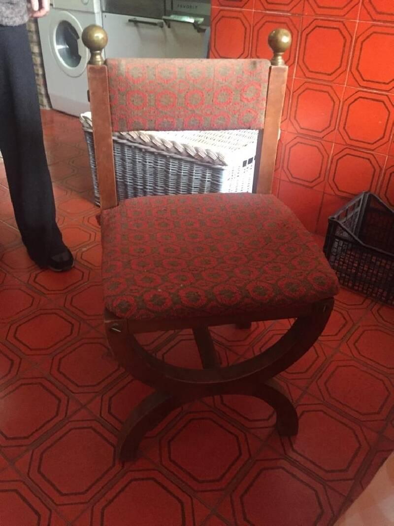 Conjunto 6 sillas 1970