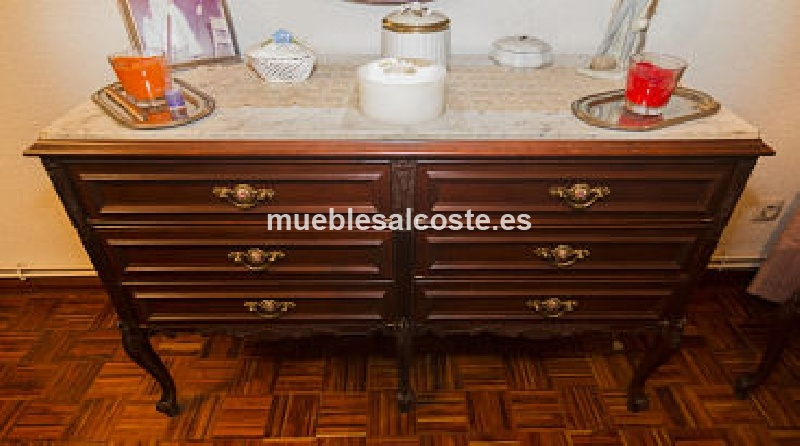 Dormitorio Matrimonio Rustico Segunda Mano : Dormitorio matrimonio estilo clásico cod segunda