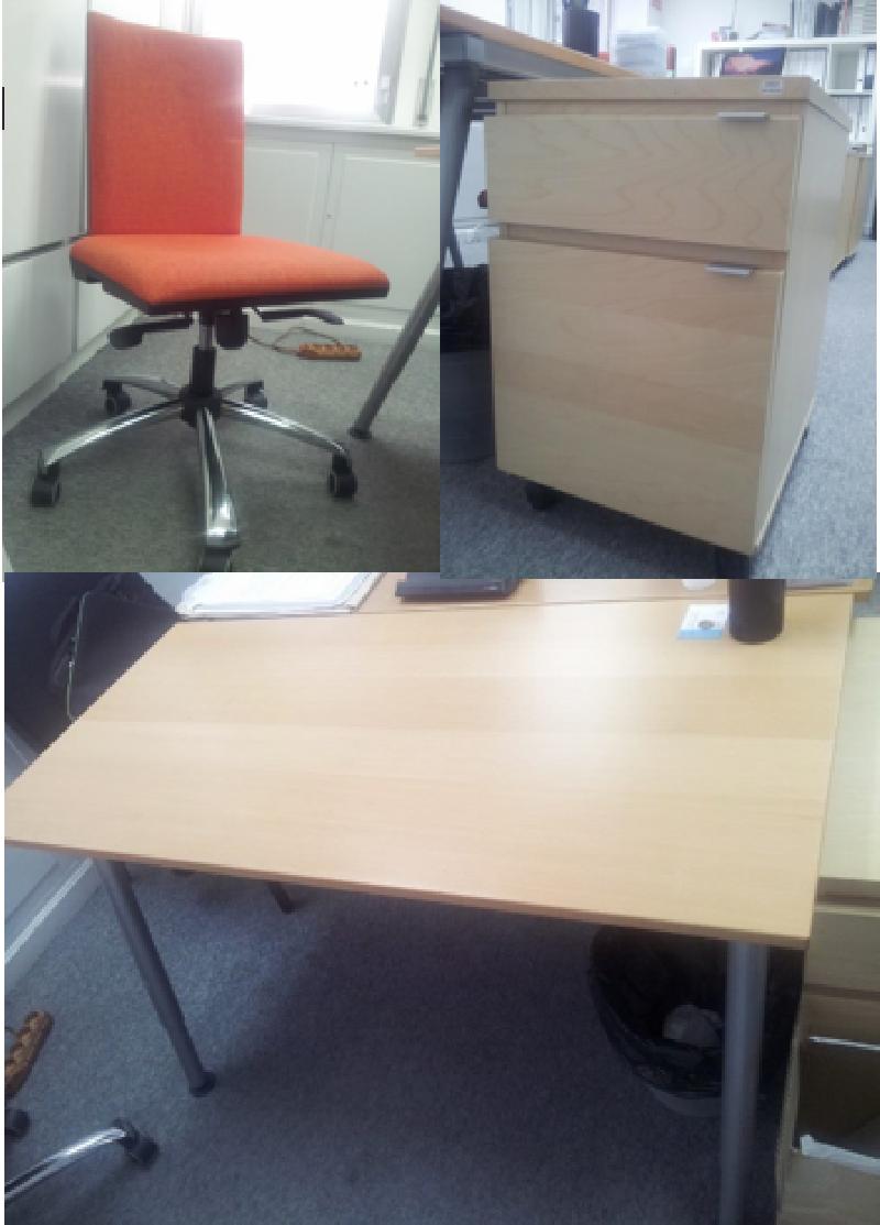 Muebles de oficina por traslado cod 12826 segunda mano for Muebles de oficina segunda mano