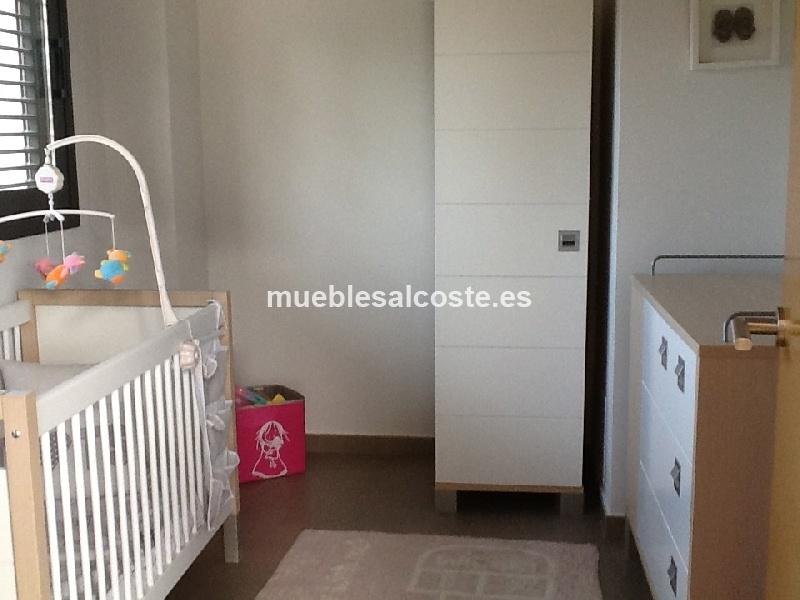 Muebles habitacion bebe cod 12830 segunda mano for Muebles bebe barcelona