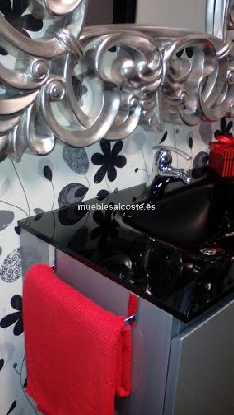 Liquidacion Mueble Bano 80×45 8 Cambio De Escaparate Cod 12857  # Muebles Balmaseda