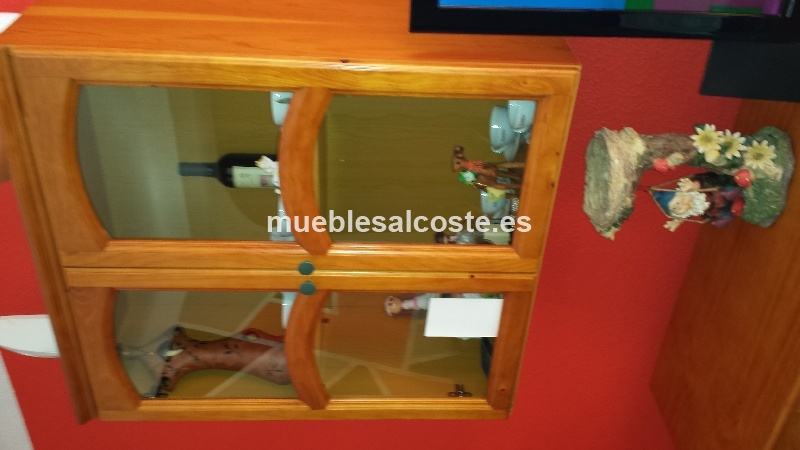 Conjunto muebles salon cod 12881 segunda mano for Conjunto muebles salon