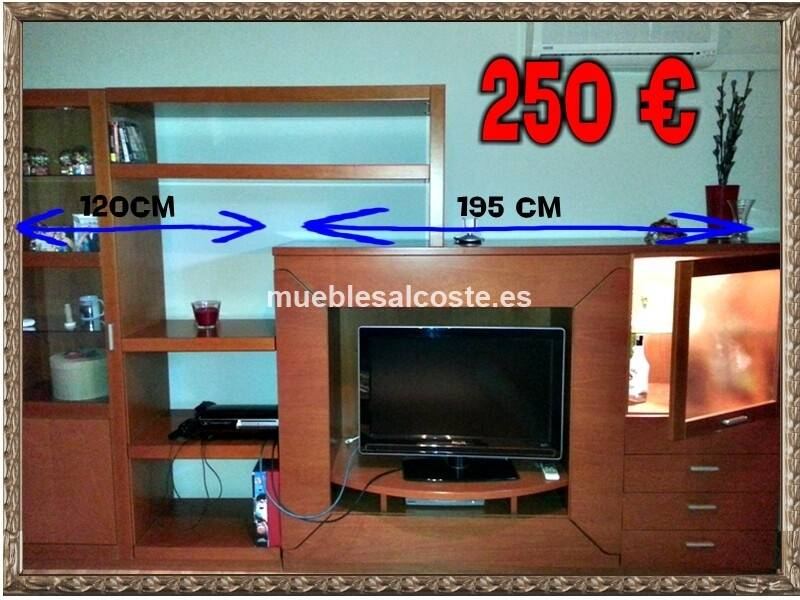 Mueble De Salon Cod 12915 Segunda Mano