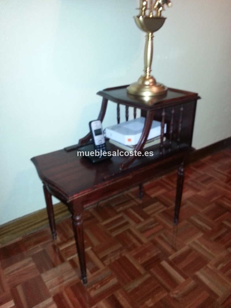 Conjunto muebles de salon cod 12925 segunda mano - Muebles de salon segunda mano madrid ...