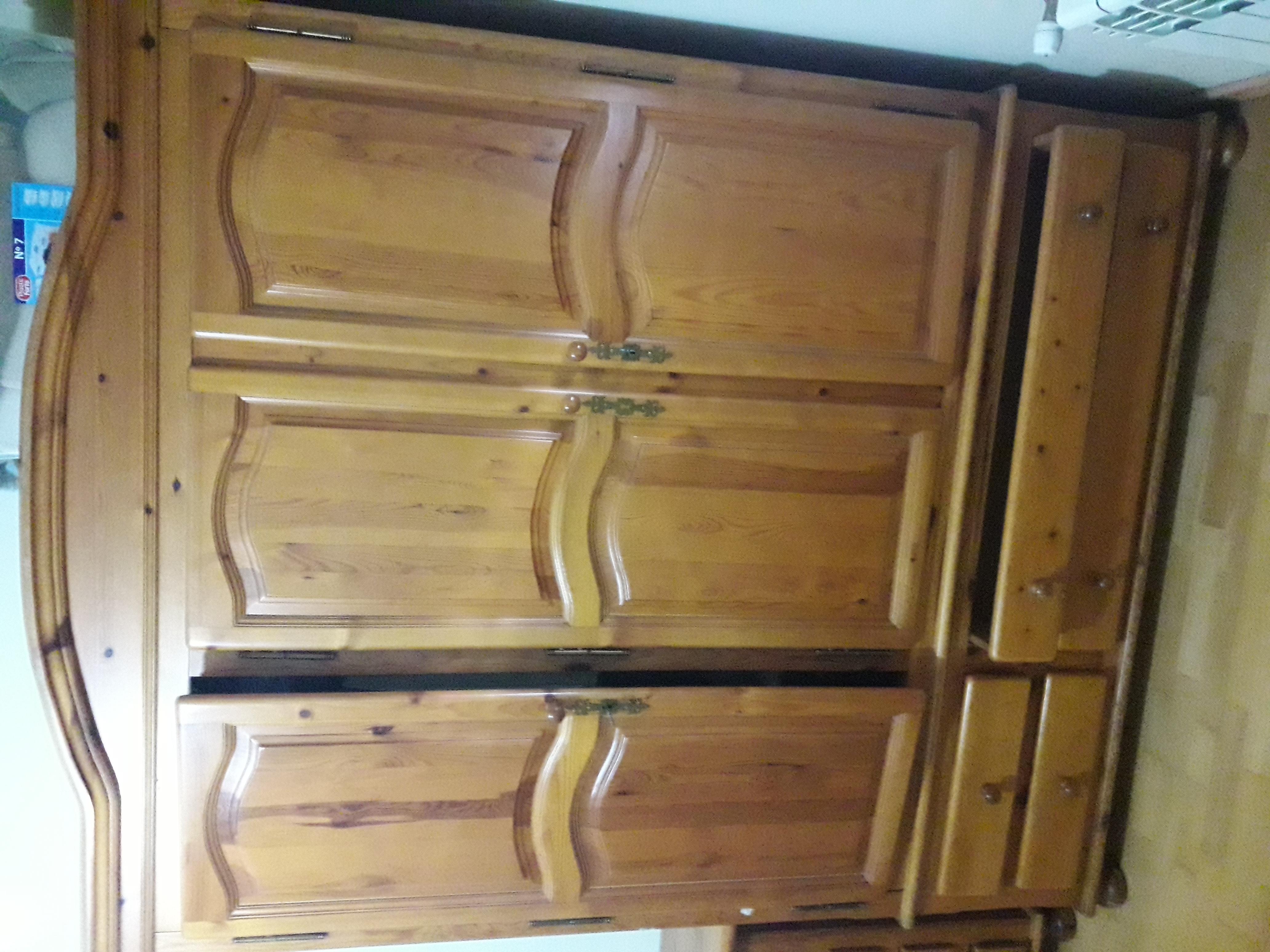 Armario 3 puerta