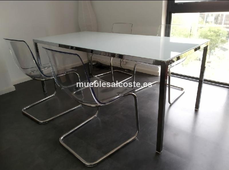 Segunda Sillas 28606 Tobias Mesa es Con Ikea ManoMueblesalcoste Cod Aj43Rq5L