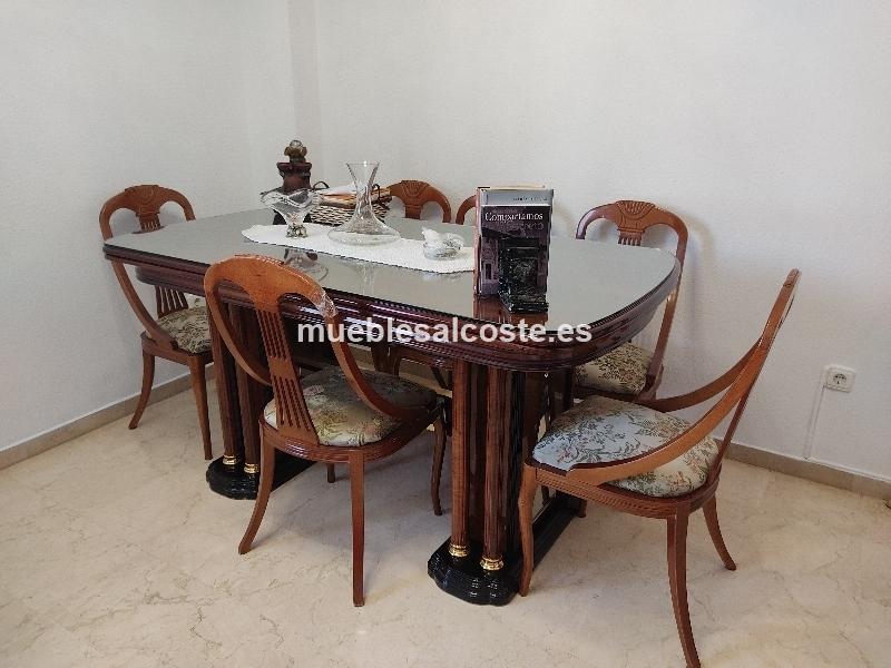 mesas y sillas de comedor segunda mano sevilla
