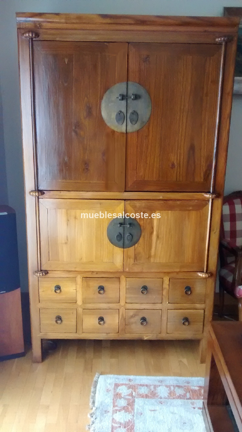 Mueble tv oriental colonial cod 13003 segunda mano - Segunda mano cantabria muebles ...