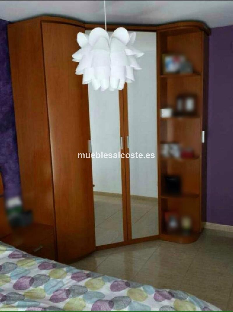 Dormitorio Matrimonio Rustico Segunda Mano : Dormitorio matrimonio completo cod segunda mano