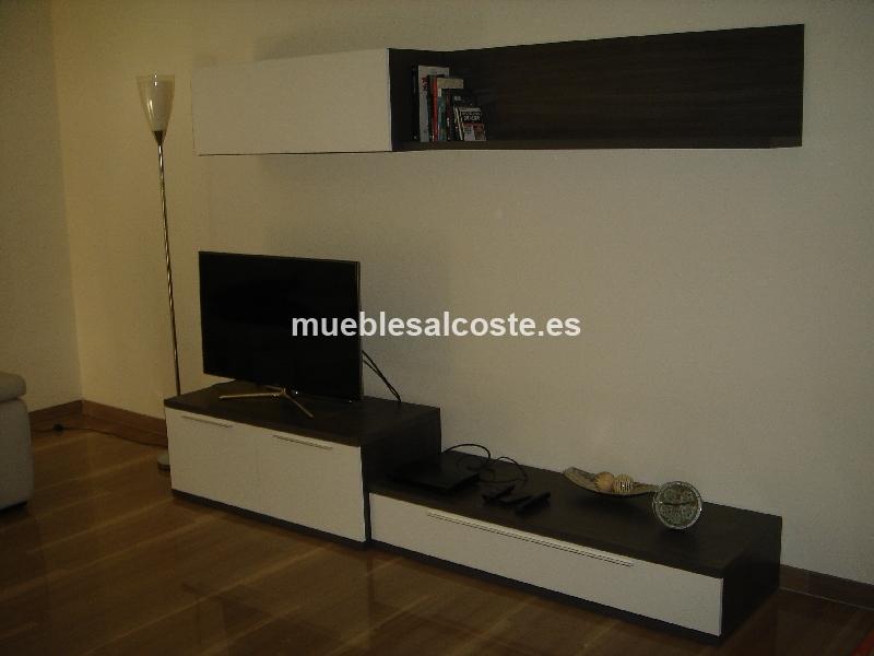 Mueble para salon comedor moderno cod 13395 segunda mano for Mueble moderno salon