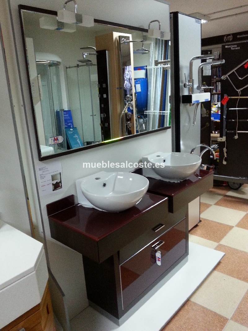 Mueble De Bano Cod 13494 Liquidacion