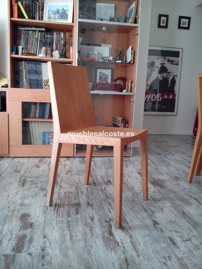 Silla vintage segunda mano tiendas muebles vintage madrid for Habitat muebles madrid