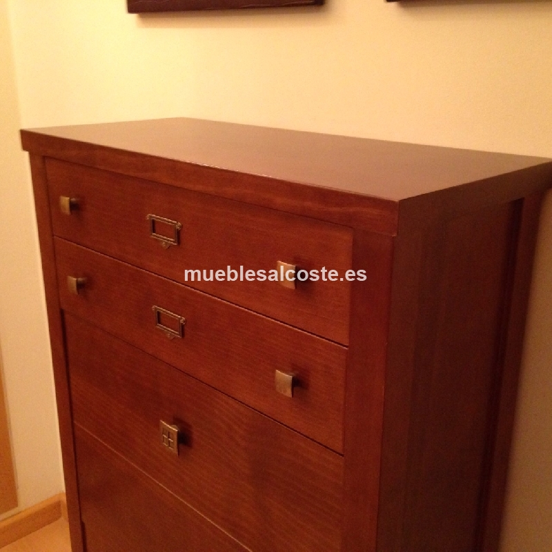 Zapatero estilo colonial acabado madera cod 13600 segunda mano - Muebles segunda mano valladolid ...