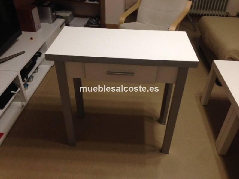 MESA COCINA LIBRO cod:13688 segunda mano, Mueblesalcoste.es