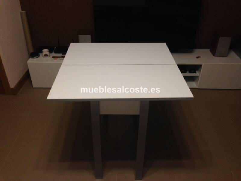 Mesa cocina libro cod 13688 segunda mano - Mesas libro cocina ...