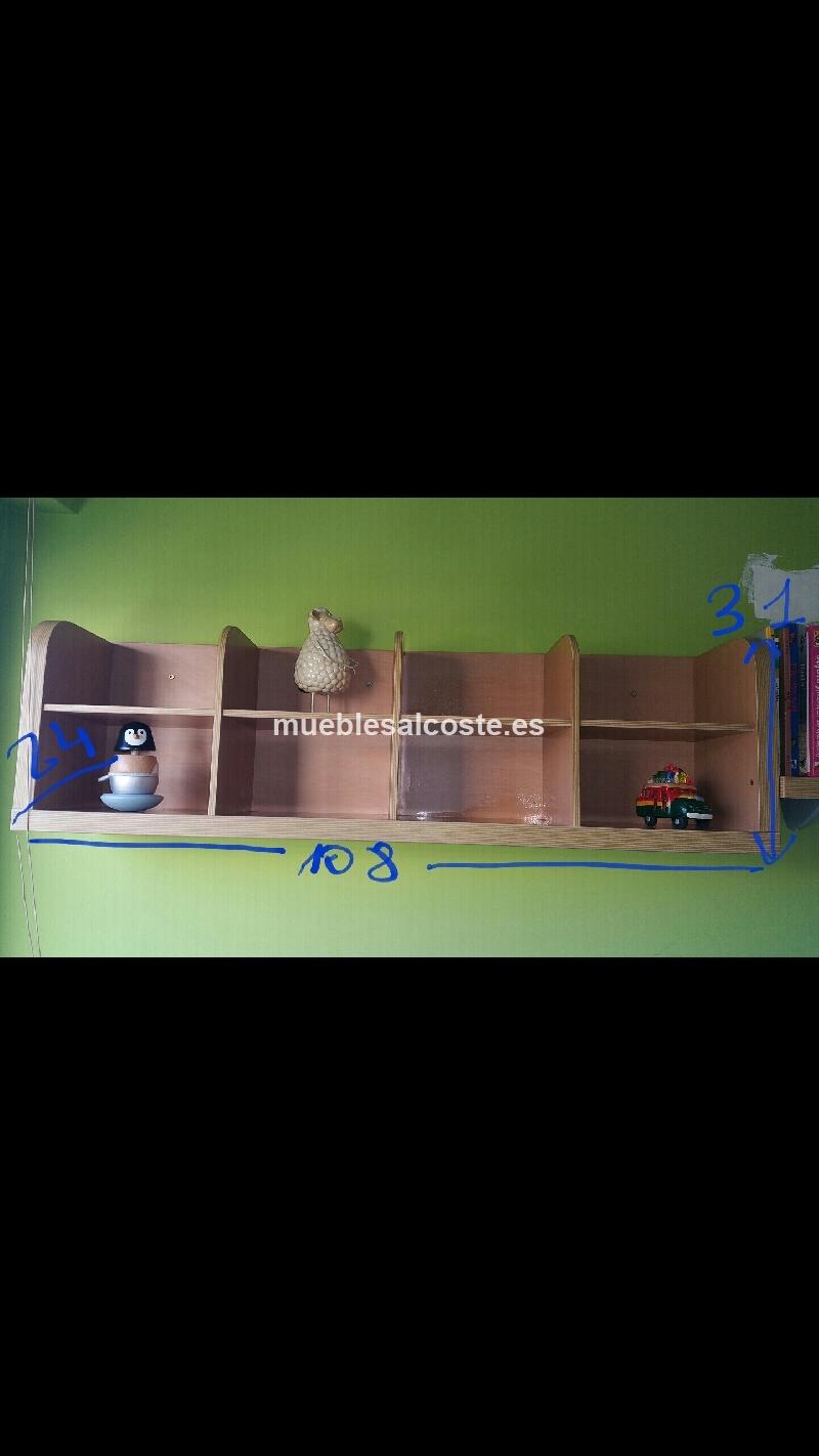 Habitacion juvenil estilo moderno acabado madera cod 13792 segunda mano - Comprar habitacion juvenil segunda mano ...