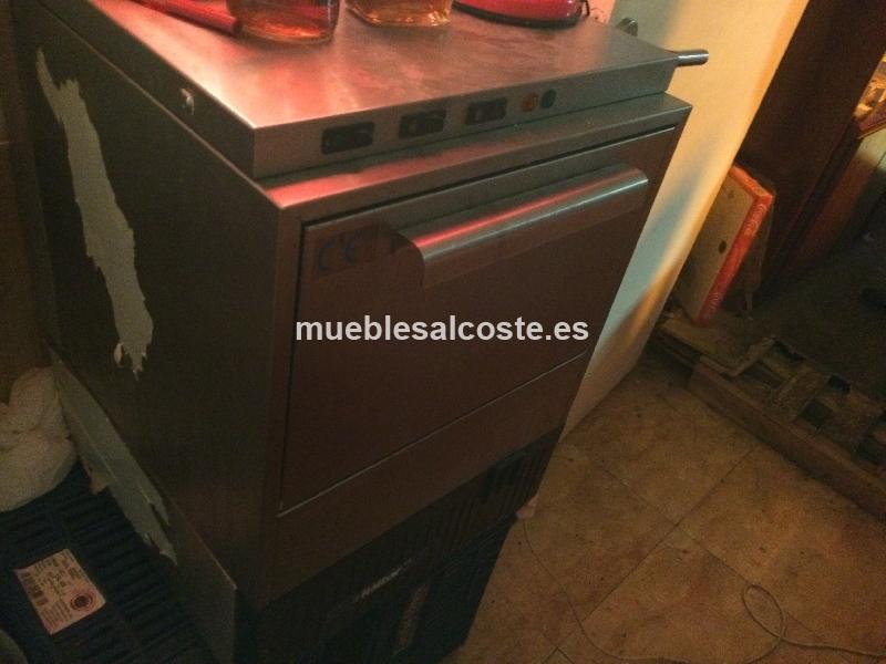 Lavavajillas para bar cod 13847 segunda mano - Lavavajillas restaurante segunda mano ...