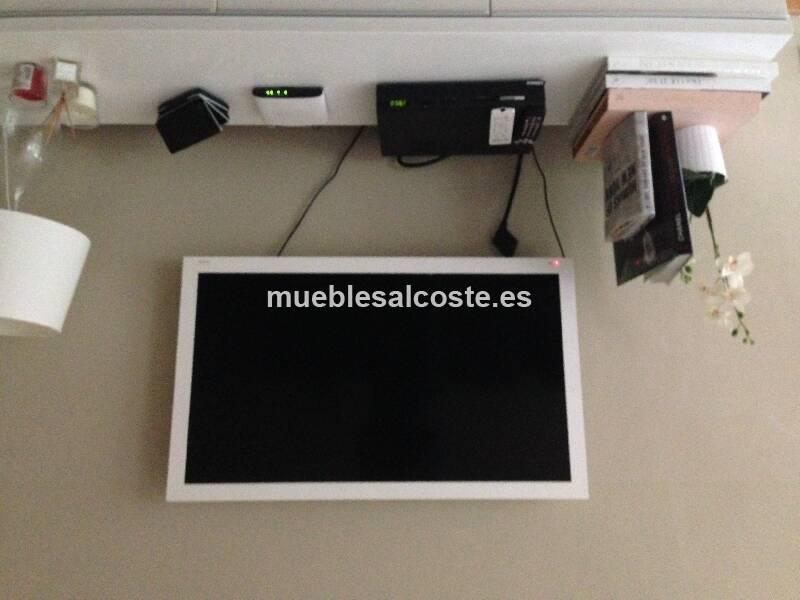 Mueble para televisor moderno y encantador cod 13867 for Muebles televisor moderno