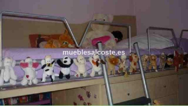Habitacion juvenil cod 13995 segunda mano - Comprar habitacion juvenil segunda mano ...