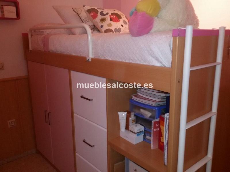 Artesanato Folclorico Do Espirito Santo ~ cama con armarios cod 14016 segunda mano, Mueblesalcoste es
