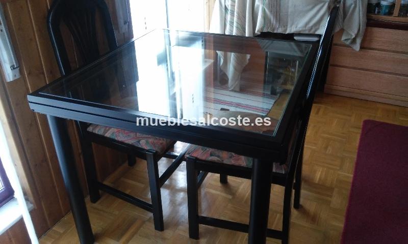 Mueble de salon y mesa cod 14039 segunda mano for Mueble salon segunda mano